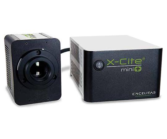 X-Cite® mini+ 蛍光顕微鏡用LED光源