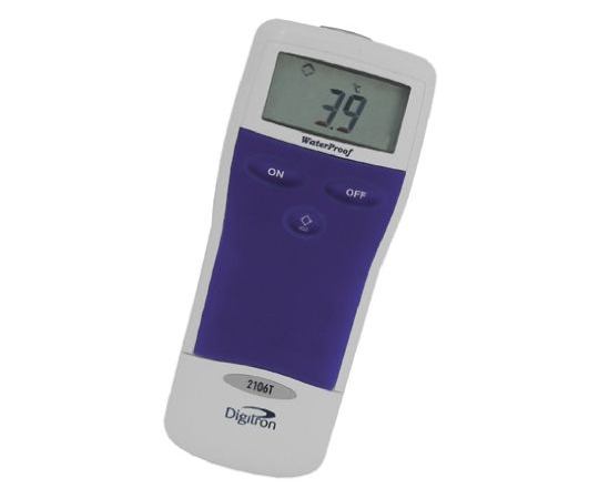 [Out of stock]Digitron 2106T Digital Thermometer, 1 Input Handheld, T Type Input 2106T7