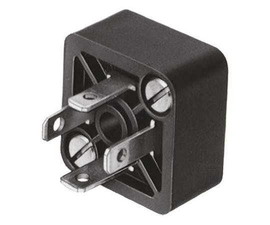 Hirschmann Heavy Duty Power Connector, 250 V ac/dc Voltage 933111100 GSSNA 300
