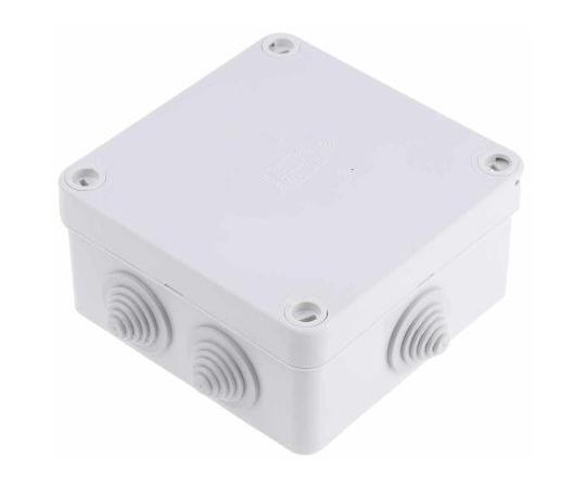 Spelsberg HP Junction Box, IP55, 113mm x 113mm x 58mm 326-900-01