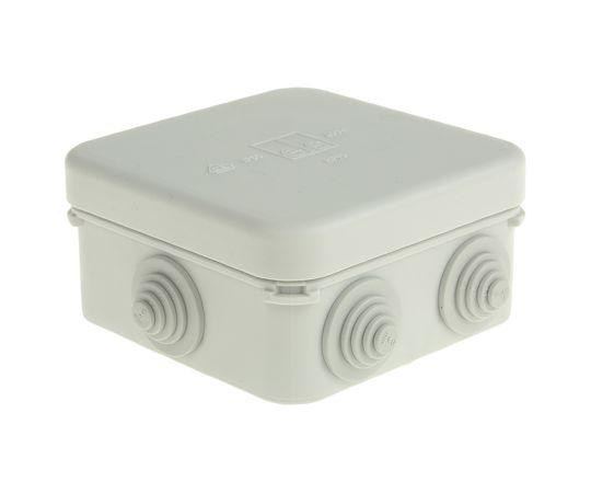Spelsberg HP Junction Box, IP55, 90mm x 90mm x 45mm 325-990-01