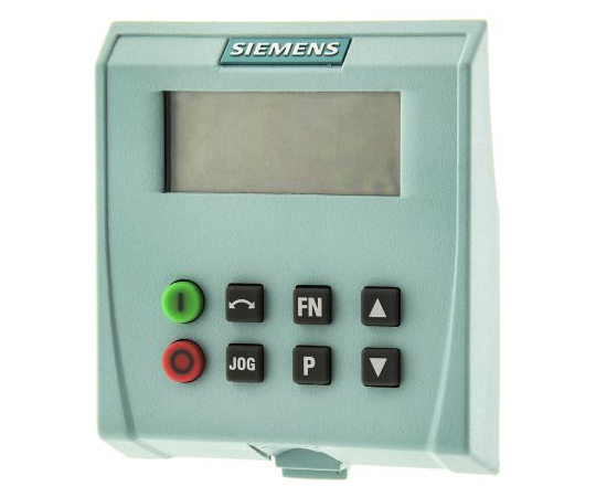 [Discontinued]Siemens Basic Operator Panel for use with G110, G120 6SL3255-0AA00-4BA1
