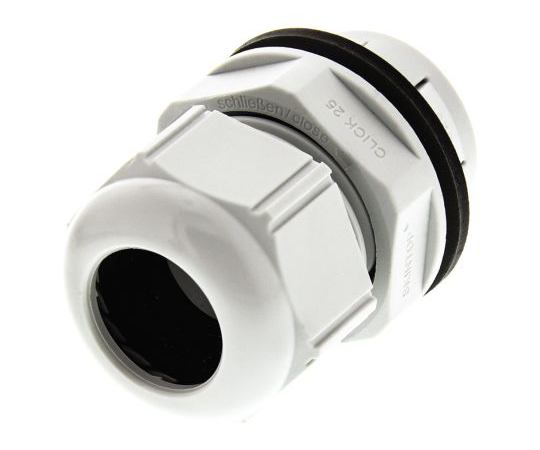 Lapp Skintop Click M25 Cable Gland, Polyamide, IP68 53112688