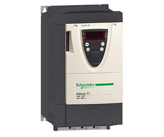 [Discontinued]Schneider Electric Inverter Drive, 3-Phase In, 0.1 → 599Hz Out 1.5 kW, 400 V with EMC Filter, 4.1 A ALTIVAR 71 ATV71HU15N4Z