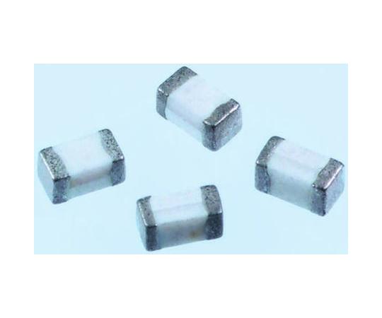 Murata LQM18N Series Type 0603 (1608M) Shielded Wire-wound SMD Inductor 1.8 μH ±10% Wire-Wound 25mA Idc Q:35 LQM18NN1R8K00D