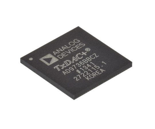 [Discontinued]Analog Devices AD9736BBCZ, Parallel DAC, 1.2Gsps, 160-Pin CSPBGA AD9736BBCZ