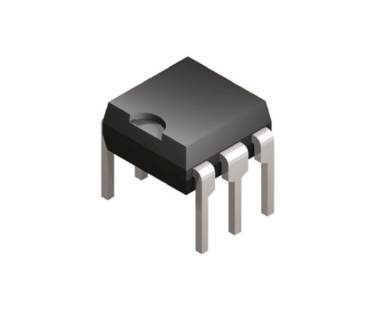 Isocom, H11G2 DC Input Darlington Output Optocoupler, Through Hole, 6-Pin DIP H11G2