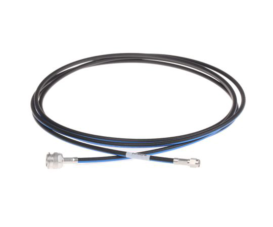 Huber & Suhner Male RP-SMA to Male TNC Coaxial Cable 30-07834-10/A