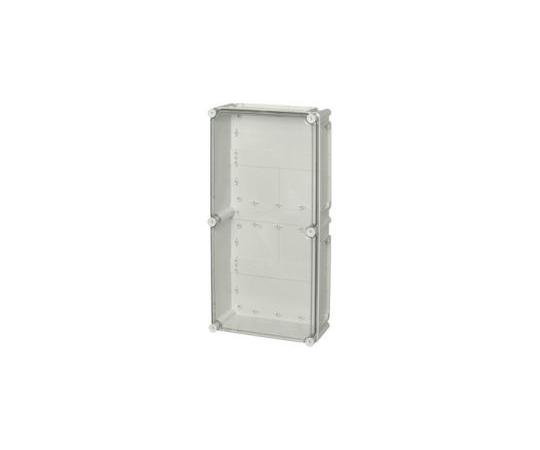 Fibox EK, Polycarbonate Enclosure, IP66, IP67, Flanged, 560 x 280 x 130mm EKTH 130 T + EKTVT