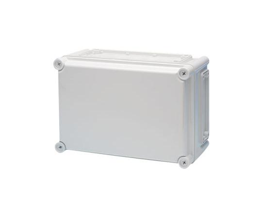 Fibox EK, Polycarbonate Enclosure, IP66, IP67, Flanged, 380 x 190 x 130mm EKMB 130 G + EKMVT