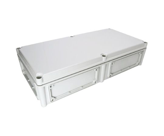Fibox EK, Polycarbonate Enclosure, IP66, IP67, Flanged, 560 x 280 x 130mm EKTH 130 G + EKTVT