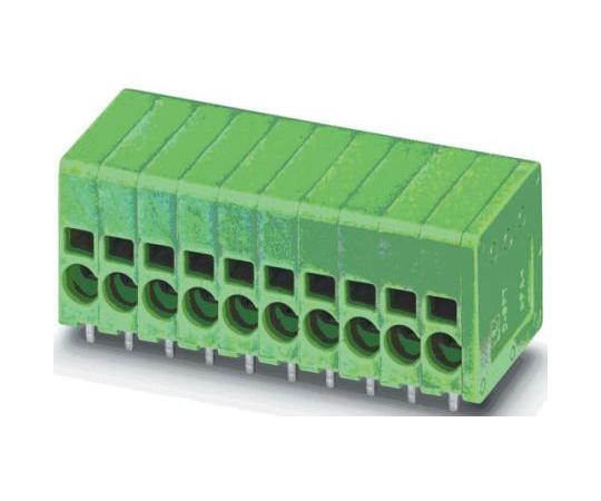 Phoenix Contact SPT 1.5/ 4-H-3.5, 4 Way PCB Terminal Strip 1990753