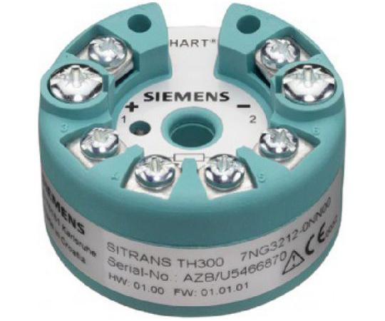 PT100 Temperature Transmitter, 11 → 35 V dc, -40 → +85 °C 7NG3212-0AN00