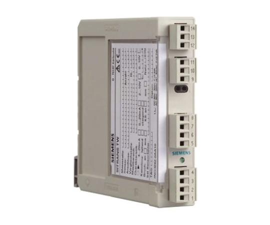 [Discontinued]PT100 Temperature Transmitter, 24 V ac/dc, 0 → +1820 °C 7NG3242-1BA00