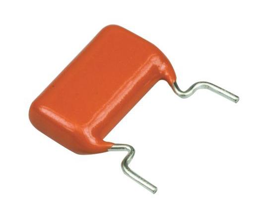 Vishay 100nF Polyester Capacitor PET 220 V ac, 400 V dc ±10% 368, MKT368 Series Through Hole BFC236855104
