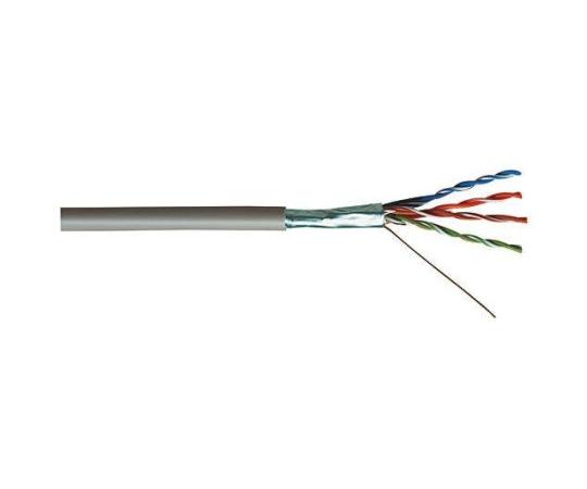 CAE Multimedia Connect Grey PVC Cat5e Cable F/UTP, 305m Unterminated/Unterminated SGB4B