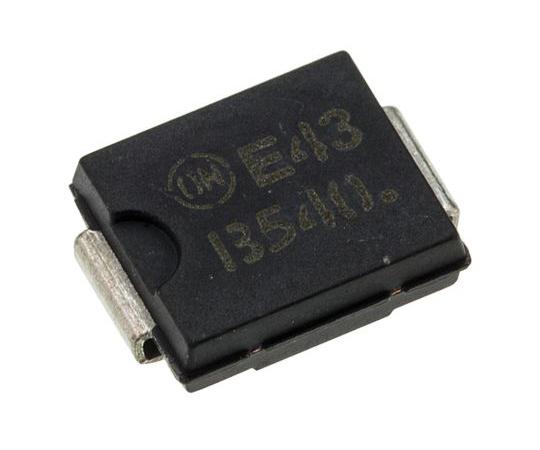 オンセミ ショットキーバリアダイオード 5A 40V 表面実装 2-Pin DO-214AB (SMC) ショットキー  MBRS540T3G