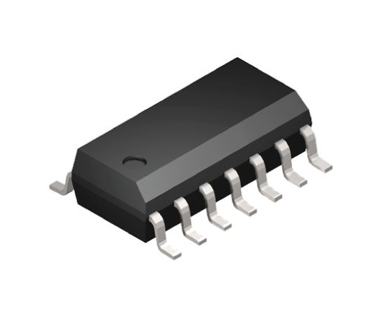 シングル オペアンプ 3 ~44 V4 表面実装 14-Pin SOIC No  MC33074DR2G