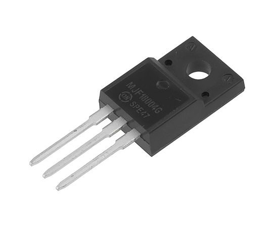 NPN トランジスタ スルーホール 450 V 5 A 3-Pin TO-220FP  MJF18004G