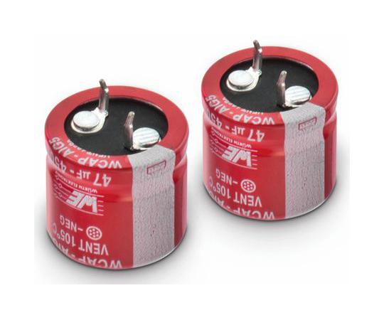電解コンデンサ 220μF 450V dc  861021485024