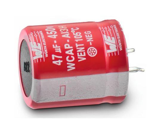 電解コンデンサ 180μF 450V dc  861141483006