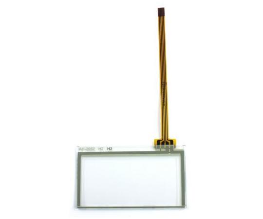 タッチスクリーン 2.7インチ 4-wire Resistive  TP-CI064-4021-01