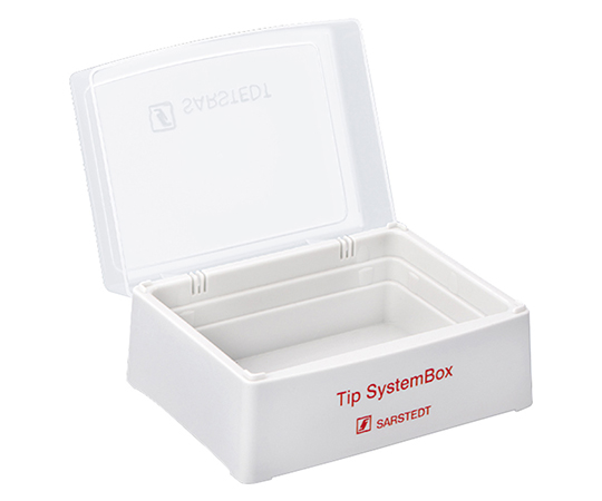 Pipette tip box