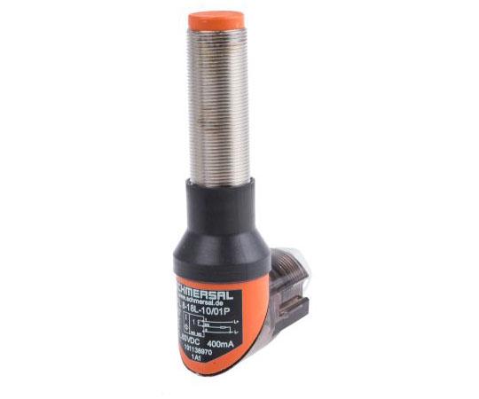 [取扱停止]誘導型センサ バレル形 検出範囲 8 mm スレッドサイズ M18  IFL 8-18L-10/01P