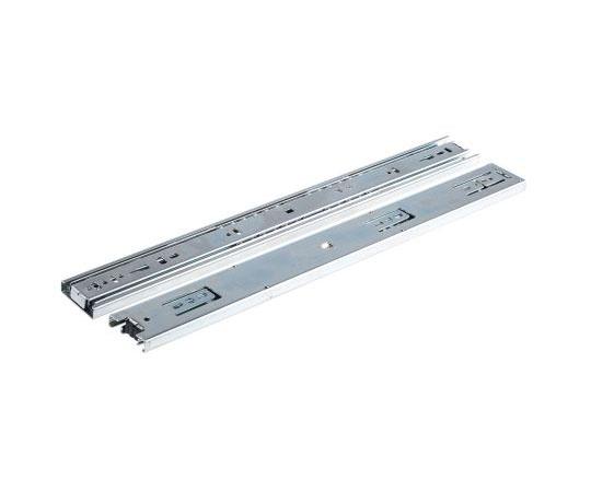 伸縮式スライド スチール 深さ 457mm 幅 12.7mm 高さ 45.7mm  DZ3832-0045DO-RS