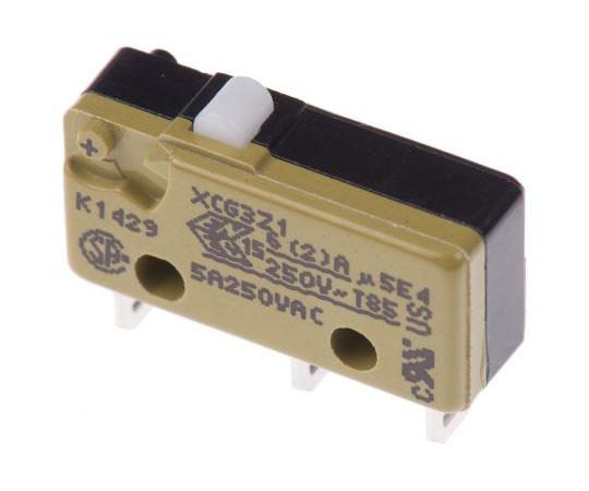マイクロスイッチ プランジャー  XCG3-Z1