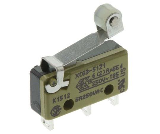 マイクロスイッチ ローラレバー SPDT-NO / NC  XCG3-S1-Z1