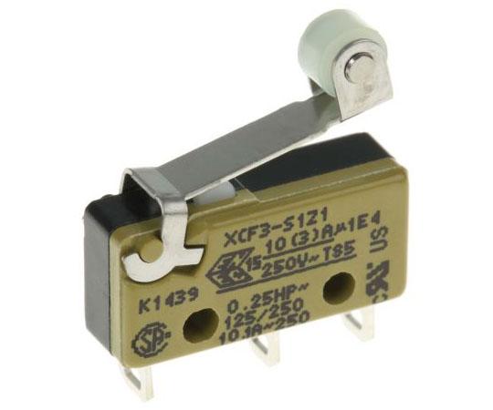 マイクロスイッチ ローラレバー SPDT-NO / NC  XCF3-S1-Z1