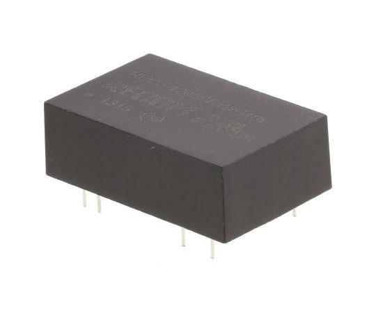 絶縁DC-DCコンバータ Vout:5V dc 9 → 18 V dc 5W 12 V dc  REC5-1205SRWH4/A