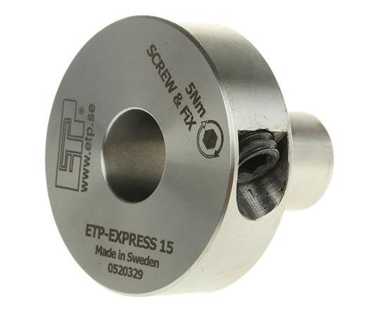 フランジ付ブッシュ  ETP EXPRESS 15MM