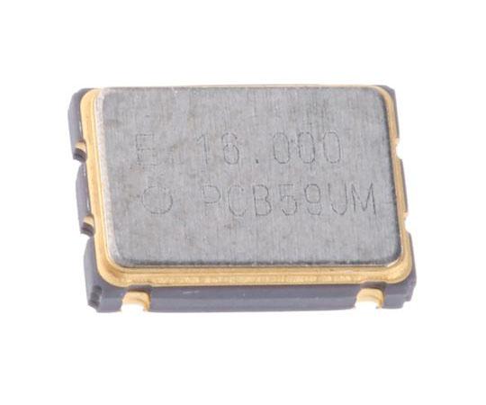 水晶発振器 16 MHz CMOS出力 表面実装 4-Pin SMD  Q3309CA40006601