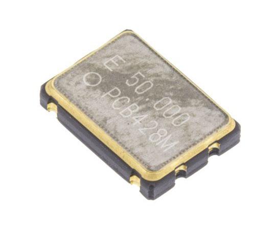 水晶発振器 50 MHz CMOS出力 表面実装 4-Pin CA  Q3309CA40004900