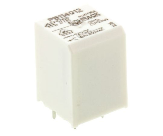 リレー 12V dc 1c接点 10 A 基板実装 PB  PB114012