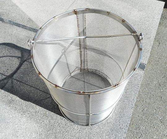 金属メッシュ加工品 特注製作