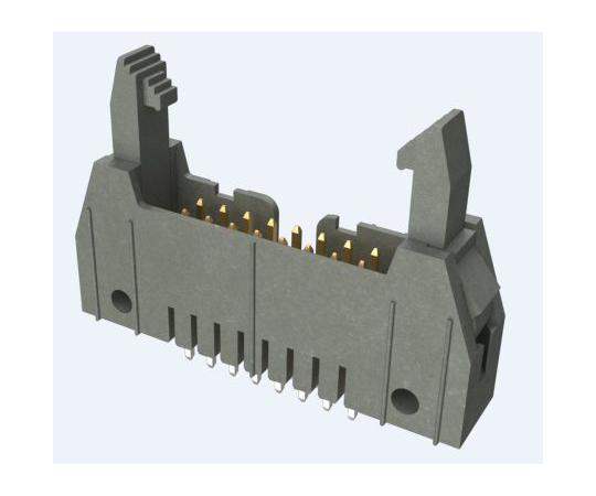 基板接続用ヘッダ Quickieシリーズ 16極 2.54mm 2列 垂直  71918-216LF