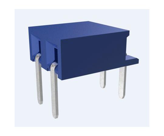 [取扱停止]基板接続用ソケット Minitek シリーズ 2mm 6 極 1 列 ストレート スルーホール  10131930-106ULF