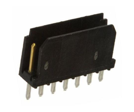 基板接続用ヘッダ DUBOXシリーズ 7極 2.54mm 1列 垂直  76384-307LF