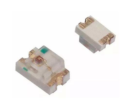 可視光LED CMD17-21 シリーズLED色: 緑 表面実装 2012 2.8 V  CMD17-21VGC/TR8