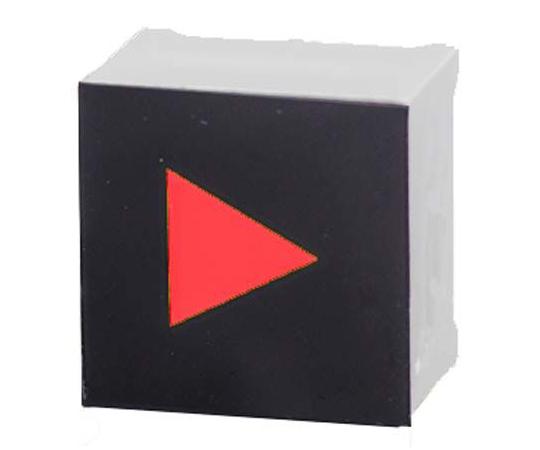 タッチスイッチ 静電容量型 赤 黒、白  CTHS15CIC01ARROW
