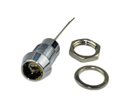 [取扱停止]パネル取付け LEDインジケータ  L65DY24L