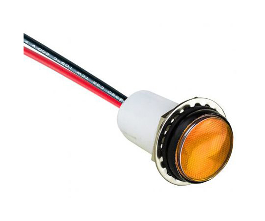 パネル取付け LEDインジケータ  PML50YFVW
