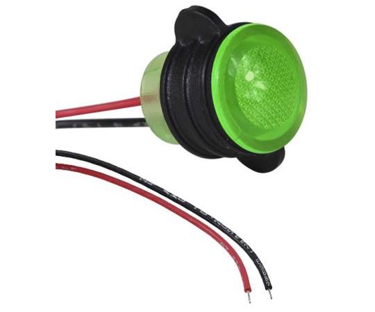 [取扱停止]パネル取付け LEDインジケータ  CNX714C500FVW