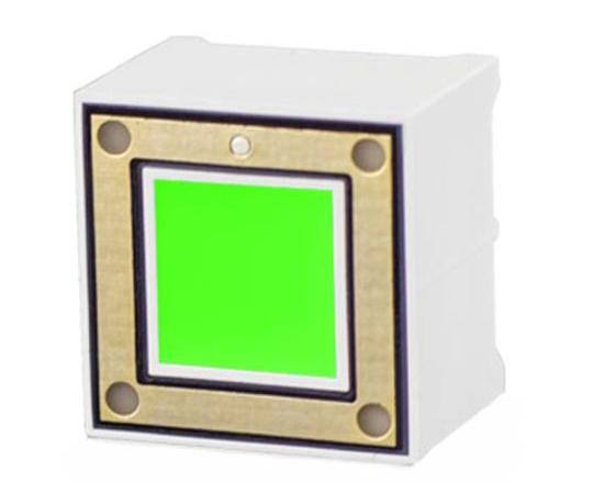 [取扱停止]タッチスイッチ 静電容量型 緑 金 / 白  CTHS15CIC05
