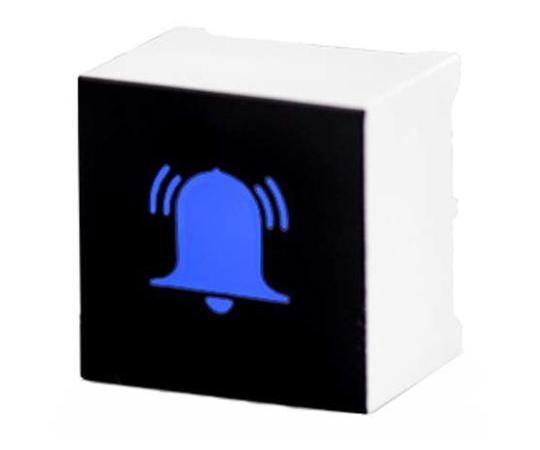[取扱停止]タッチスイッチ 静電容量型 青 黒、白  CTHS15CIC06ALARM
