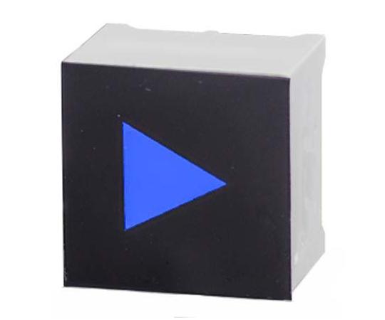 タッチスイッチ 静電容量型 青 黒、白  CTHS15CIC06ARROW