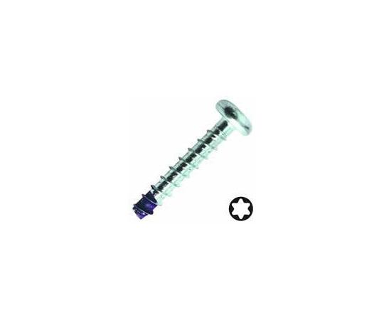 [取扱停止]コンクリートねじ 亜鉛めっきスチール 取付穴径6mm 長さ40mm  DFM142001P